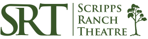 Scripps Ranch Theatre logo in green
